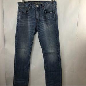 American Eagle Men's Jeans Slim Straight 34x34